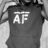 Sleeveless AF Hoodie